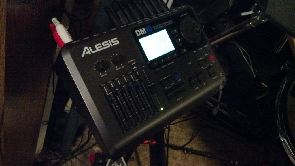 Alesis DM10 Drum Kit Module