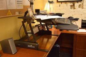 My VARIDESK Pro Plus 36 Review: Comments from a Tall Guy